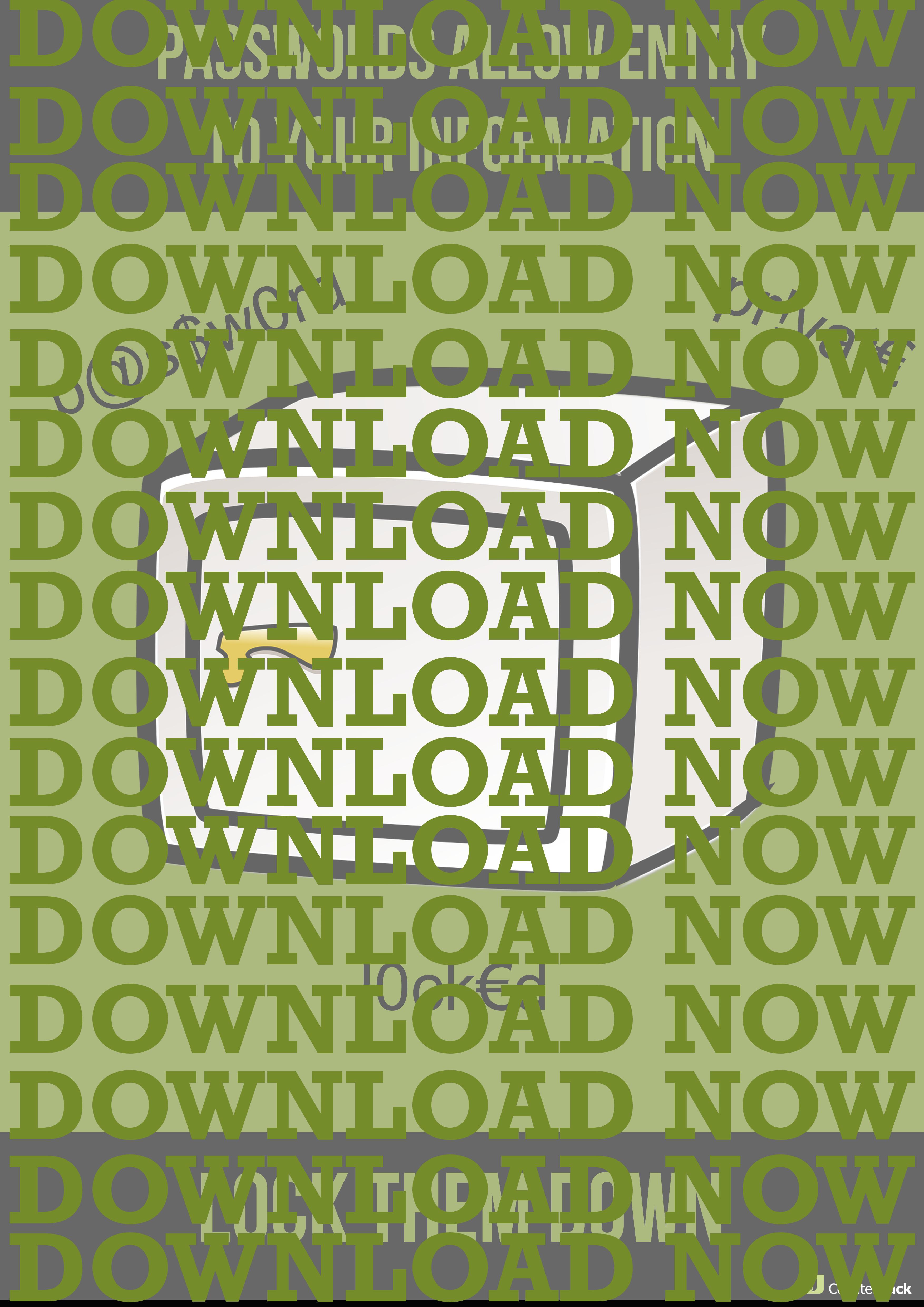 Password Poster Download